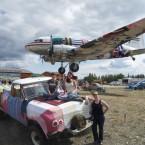 Yarn Bomb Yukon Collective
